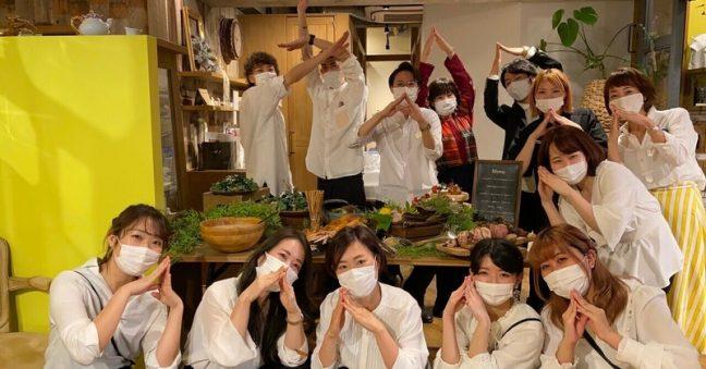 Attina歓送迎会で素晴らしいお料理と、みんなが考えた面白い出し物!