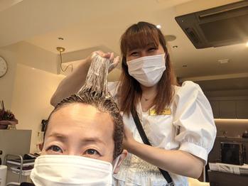 1ヶ月1回の復元トリートメントで髪質が変わる!