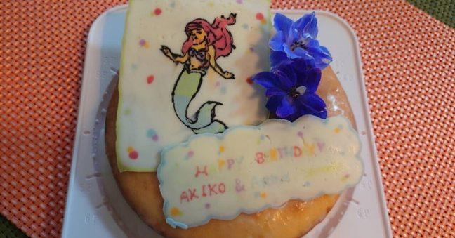 美容院OPENと誕生日が同じ日でした!!一生忘れない日♡