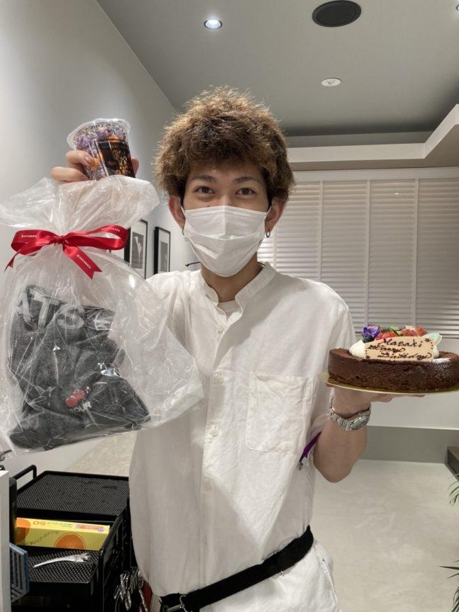 本橋さん22歳の誕生日🎂